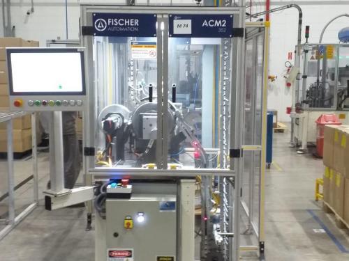 Automação e Construção de Máquinas
